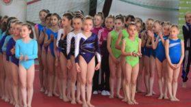 """Peste 100 de gimanste la Cupa """"Andreea Raducan"""", 5-6 mai"""