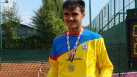 Dragos Dima a castigat turneul futures masculin Ioana Cup