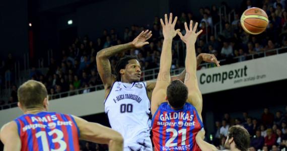 Steaua – CSU Oradea, finala Ligii Nationale la baschet masculin