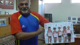 Am pierdut unu dintre cei mai mari antrenori din istoria atletismului romanesc! A murit Ioan Zanca