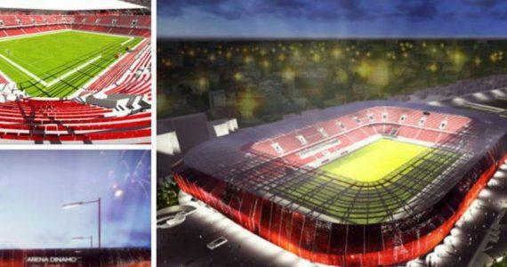 S-a semnat studiul de prefezabilitate si fezabilitate pentru noul stadion Dinamo