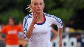 Anamaria Nesteriuc, campioana nationala la 100 mg si la stafeta 4×100 m