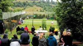 Cupa Garana Open are loc la 1000 de metri altitudine