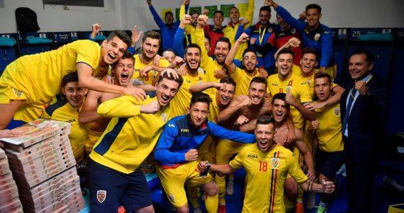Cu bagajele facute pentru Euro 2019! Romania U21 invinge Bosnia si trece pe primul loc!
