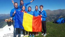 Romania, medaliata cu bronz la Campionatele Mondiale de alergare monatan pentru juniori
