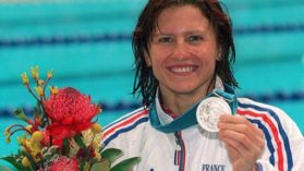 O romanca a fost numita Ministrul Sportului in Franta!