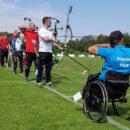 Aproximativ 25 de sportivi vor participa la Campionatul National de Tir cu Arcul Outdoor, destinat persoanelor cu dizabilitati