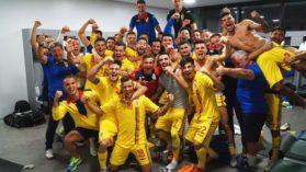 Bilete pentru Romania U21 – Belgia U21