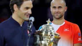 """""""Federer mi-a spus sa ne pregatim impreuna in Dubai"""" Ce i-a transmis Simona Halep lui Marius Copil"""