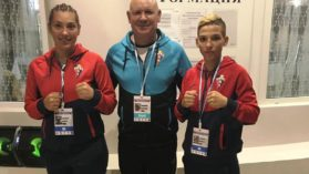 Doua medalii la Europenele de box pentru juniori de la Anapa