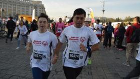 60 de persoane cu dizabilitati intelectuale vor alerga la Maratonul Bucuresti