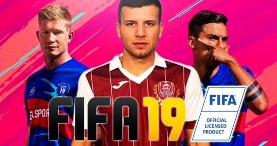 CFR Cluj nu mai are apare in FIFA 19