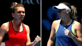 Sansa pentru Wozniacki dupa abandonul Simonei Halep la Beijing