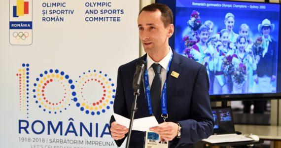COSR a prezentat echipa ca va reprezenta Romana la Jocurile Olimpice de tineret!