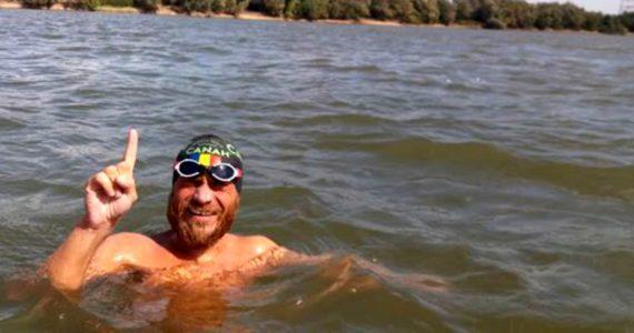 Avram Iancu a incheiat cursa pe Marea Neagra intre Sulina si Istanbul