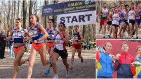 Romania, 13 medalii la Campionatul Balcanic de cros