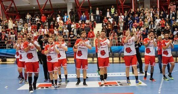 Victorie pentru Dinamo, 24-22 cu Riihimaen Cocks, in Liga Campionilor, la handbal masculin