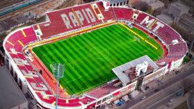 Compania Nationala de Investitii a semnat contractul pentru inceperea lucrarilor de executie la Stadionul Giulesti