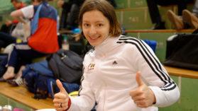 Ana Maria Popescu, cea mai buna scrimera a anului 2018