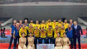 Echipa nationala de futsal a Romaniei castigat turneul CFA 2018 din China